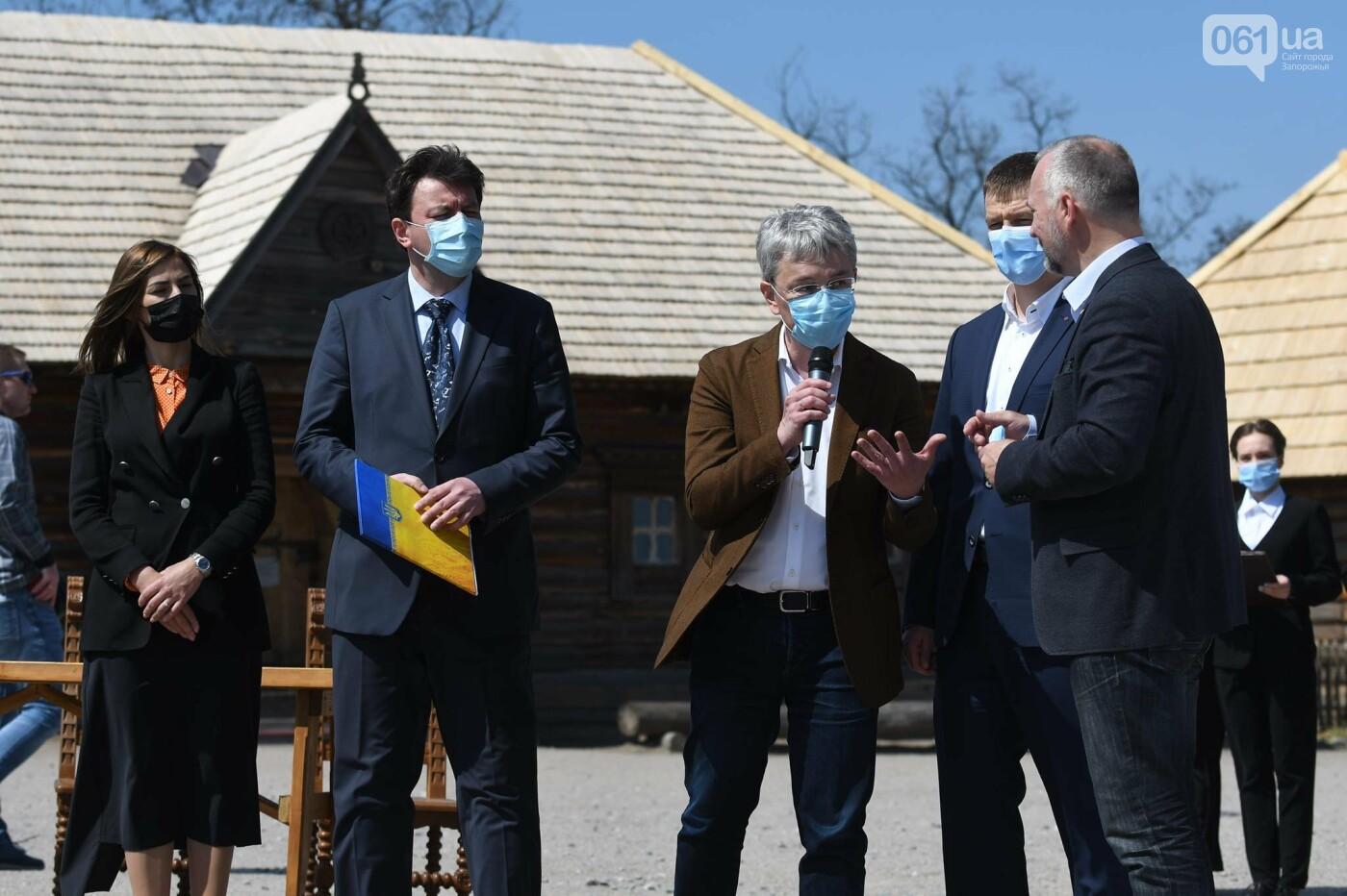 Министр культуры назвал сроки реконструкции кургана на Хортице - как будет выглядеть объект, - ФОТО, фото-9