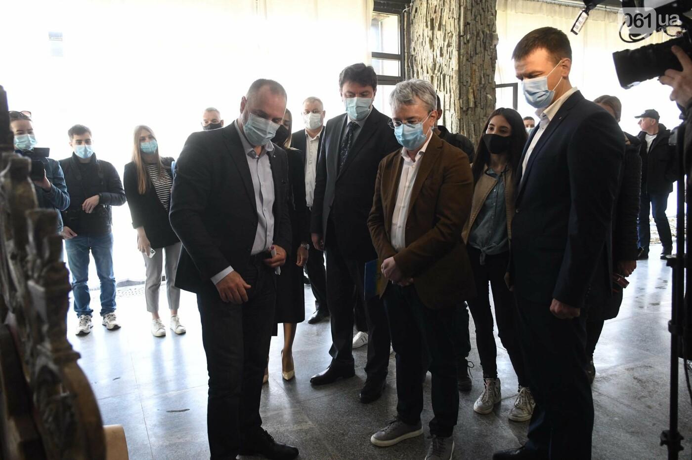 Министр культуры назвал сроки реконструкции кургана на Хортице - как будет выглядеть объект, - ФОТО, фото-8