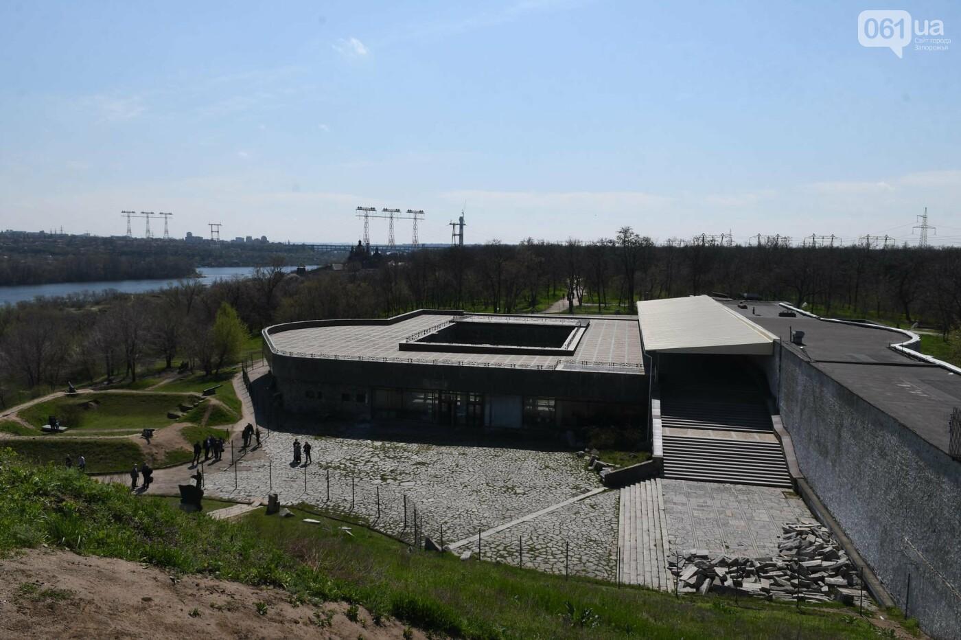 Министр культуры назвал сроки реконструкции кургана на Хортице - как будет выглядеть объект, - ФОТО, фото-7