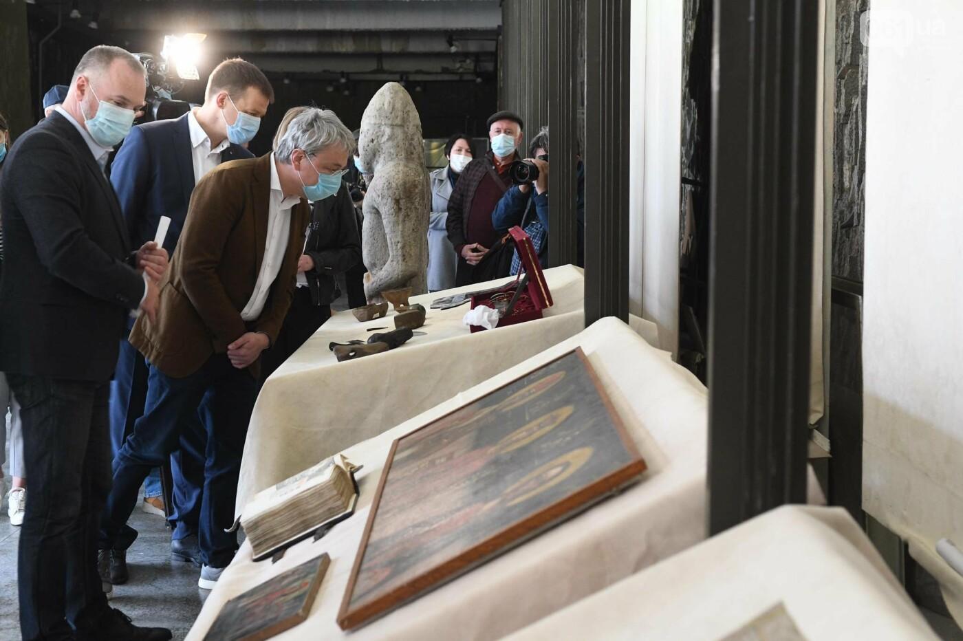 Министр культуры назвал сроки реконструкции кургана на Хортице - как будет выглядеть объект, - ФОТО, фото-3