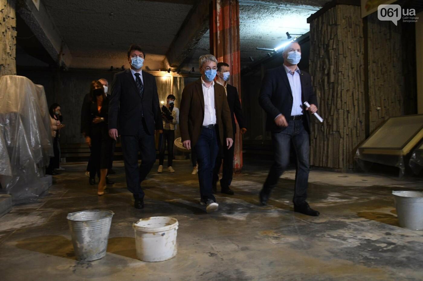Министр культуры назвал сроки реконструкции кургана на Хортице - как будет выглядеть объект, - ФОТО, фото-1