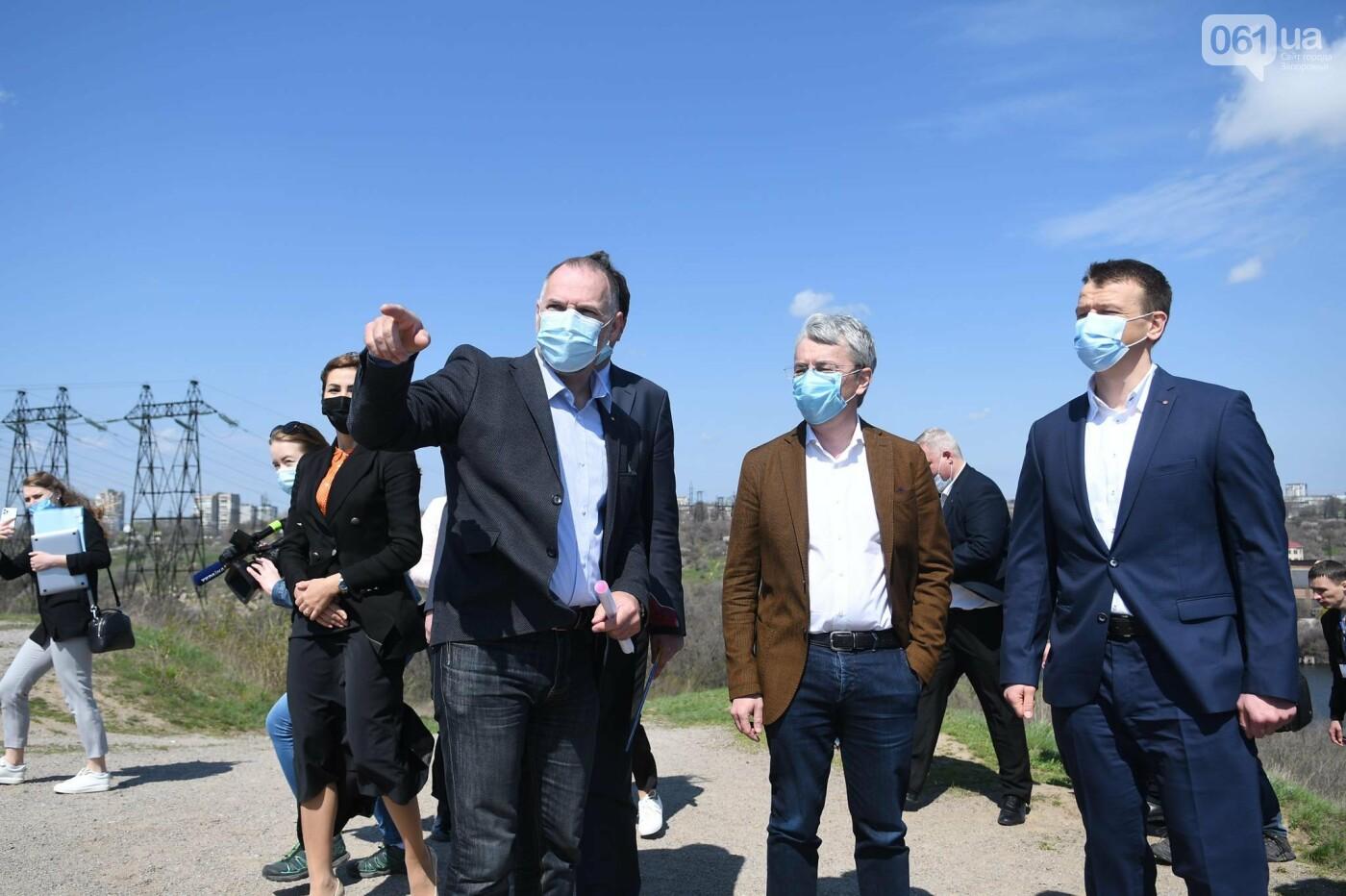 Министр культуры назвал сроки реконструкции кургана на Хортице - как будет выглядеть объект, - ФОТО, фото-12