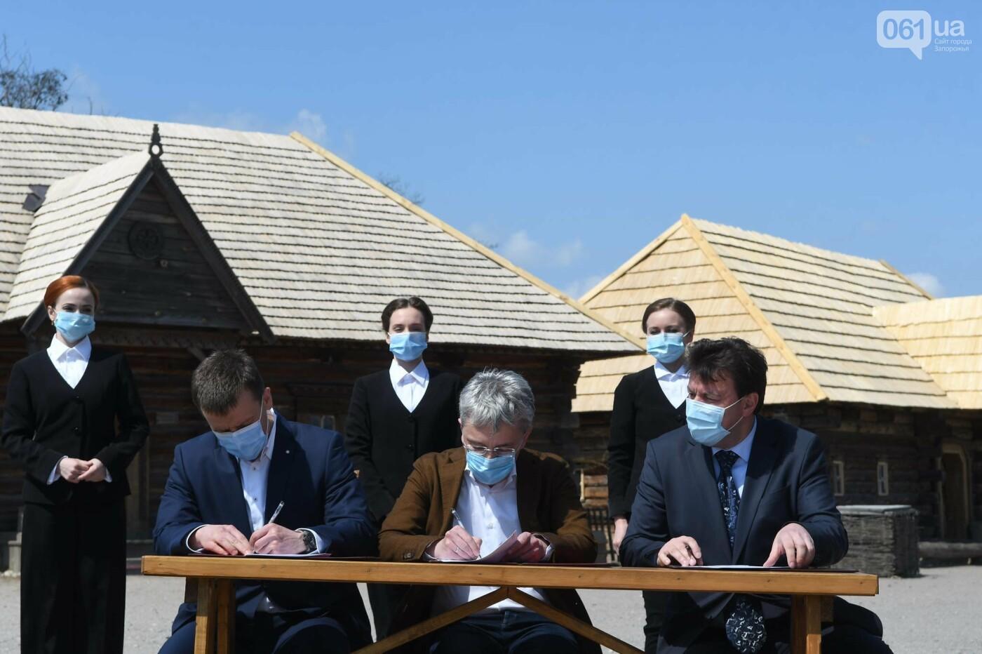 Министр культуры назвал сроки реконструкции кургана на Хортице - как будет выглядеть объект, - ФОТО, фото-10