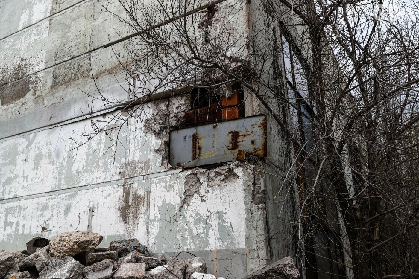 В Степногорске пытаются разобрать на металлолом шахту - промплощадка ГОКа превратилась в руины, - ФОТОРЕПОРТАЖ , фото-21