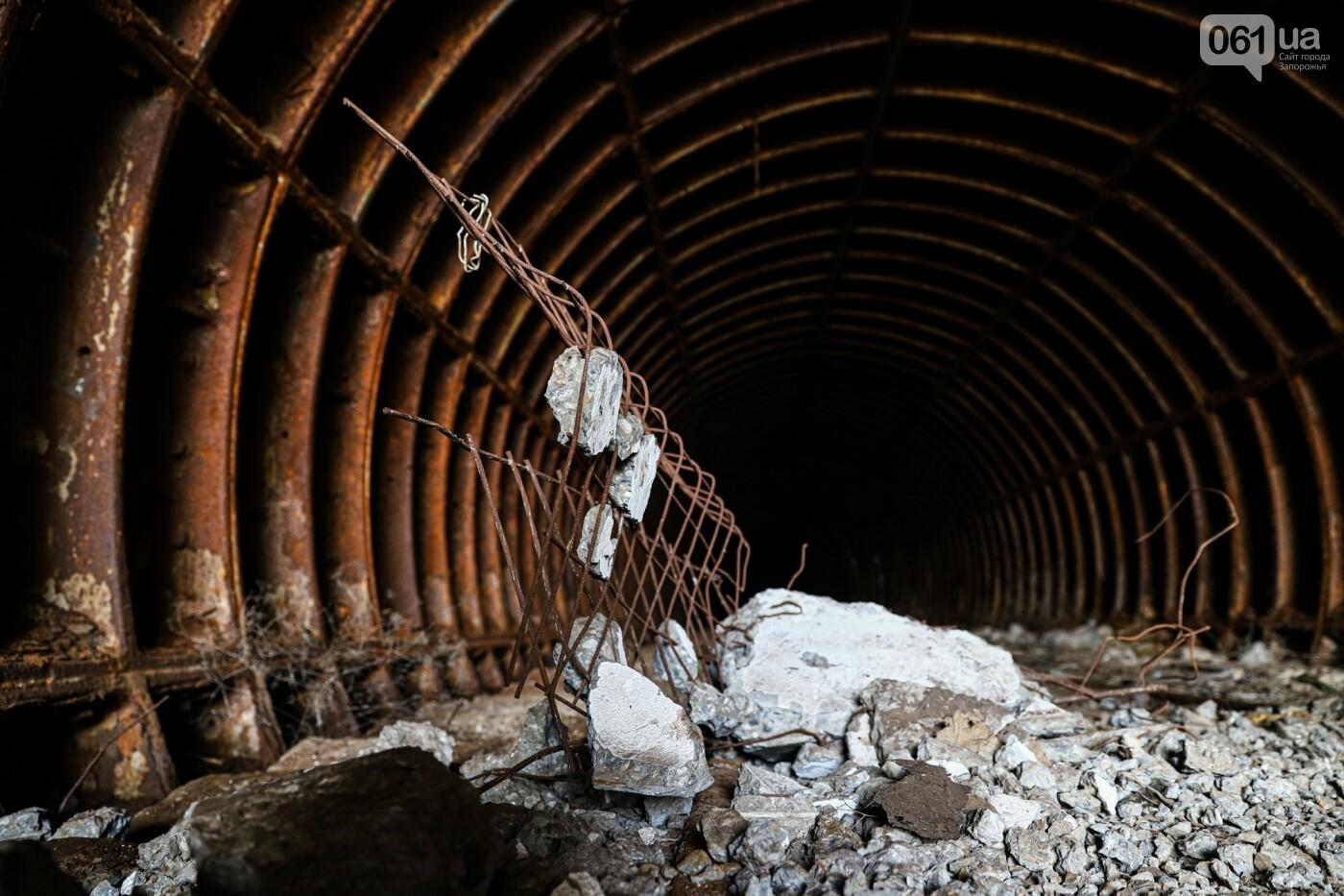 В Степногорске пытаются разобрать на металлолом шахту - промплощадка ГОКа превратилась в руины, - ФОТОРЕПОРТАЖ , фото-4
