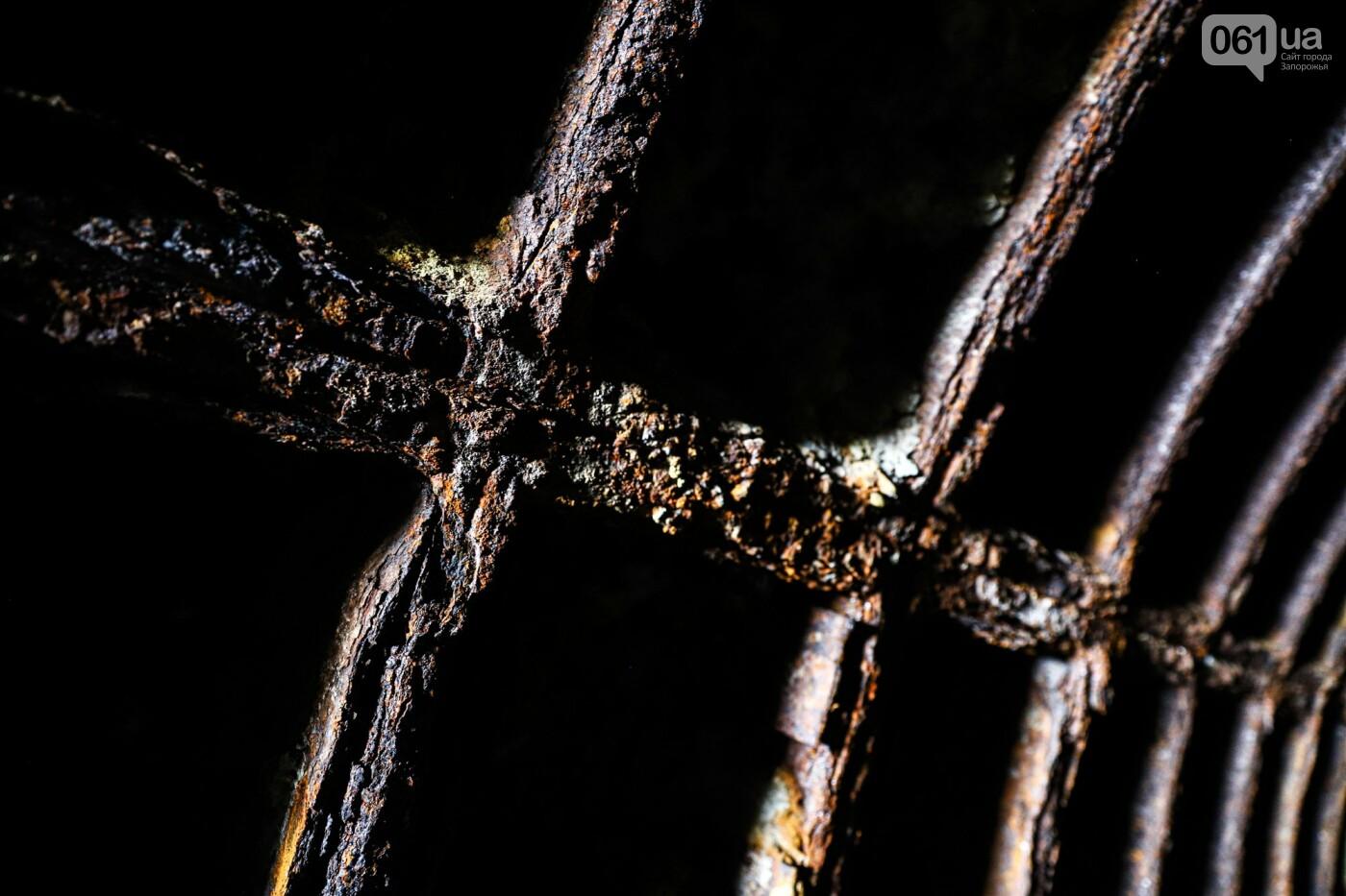 В Степногорске пытаются разобрать на металлолом шахту - промплощадка ГОКа превратилась в руины, - ФОТОРЕПОРТАЖ , фото-7
