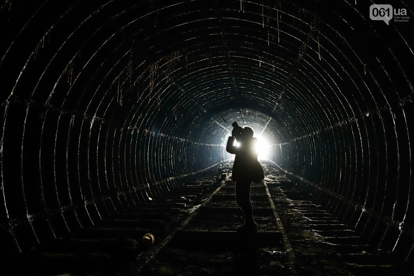 В Степногорске пытаются разобрать на металлолом шахту - промплощадка ГОКа превратилась в руины, - ФОТОРЕПОРТАЖ , фото-9