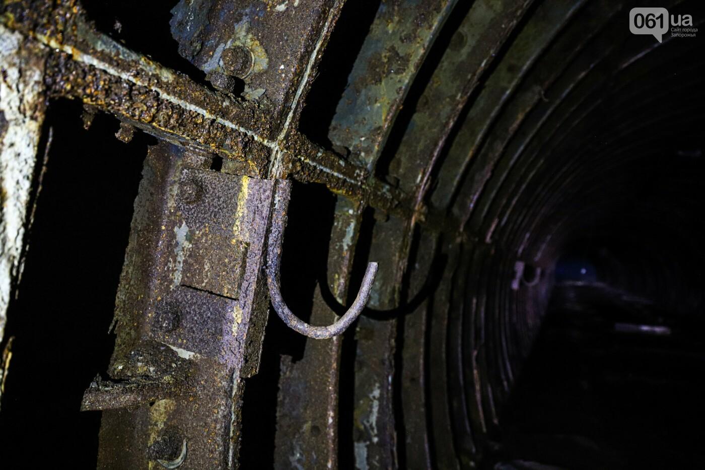В Степногорске пытаются разобрать на металлолом шахту - промплощадка ГОКа превратилась в руины, - ФОТОРЕПОРТАЖ , фото-14