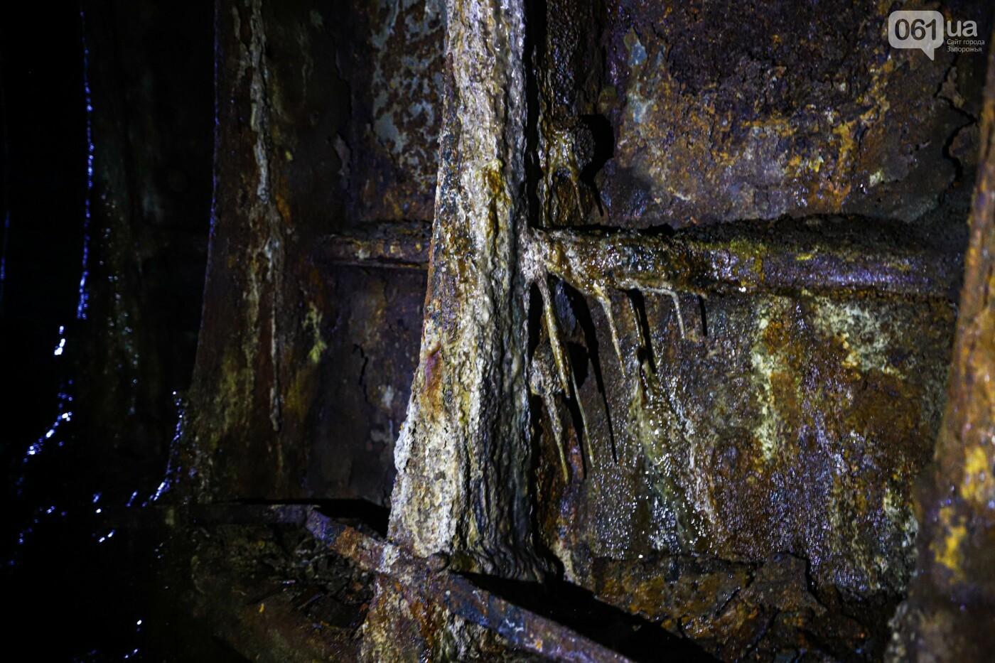 В Степногорске пытаются разобрать на металлолом шахту - промплощадка ГОКа превратилась в руины, - ФОТОРЕПОРТАЖ , фото-15