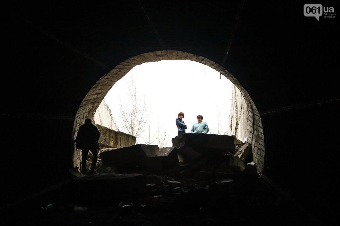 В Степногорске пытаются разобрать на металлолом шахту - промплощадка ГОКа превратилась в руины, - ФОТОРЕПОРТАЖ , фото-17