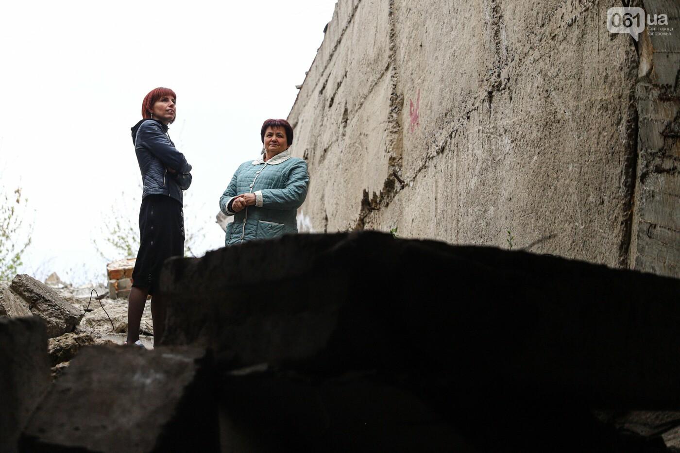 В Степногорске пытаются разобрать на металлолом шахту - промплощадка ГОКа превратилась в руины, - ФОТОРЕПОРТАЖ , фото-18