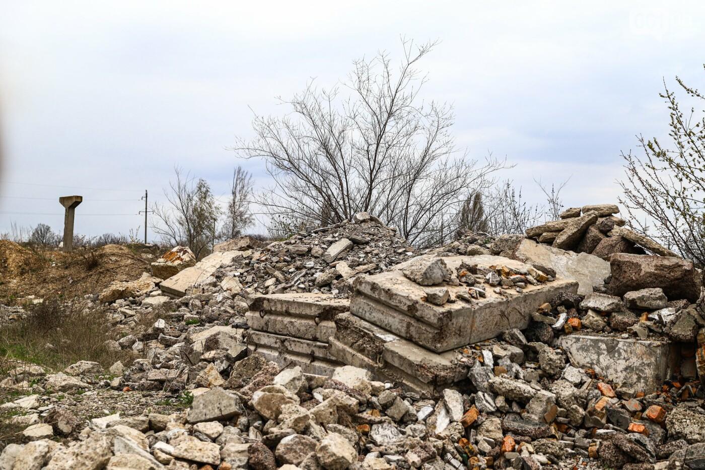 В Степногорске пытаются разобрать на металлолом шахту - промплощадка ГОКа превратилась в руины, - ФОТОРЕПОРТАЖ , фото-22