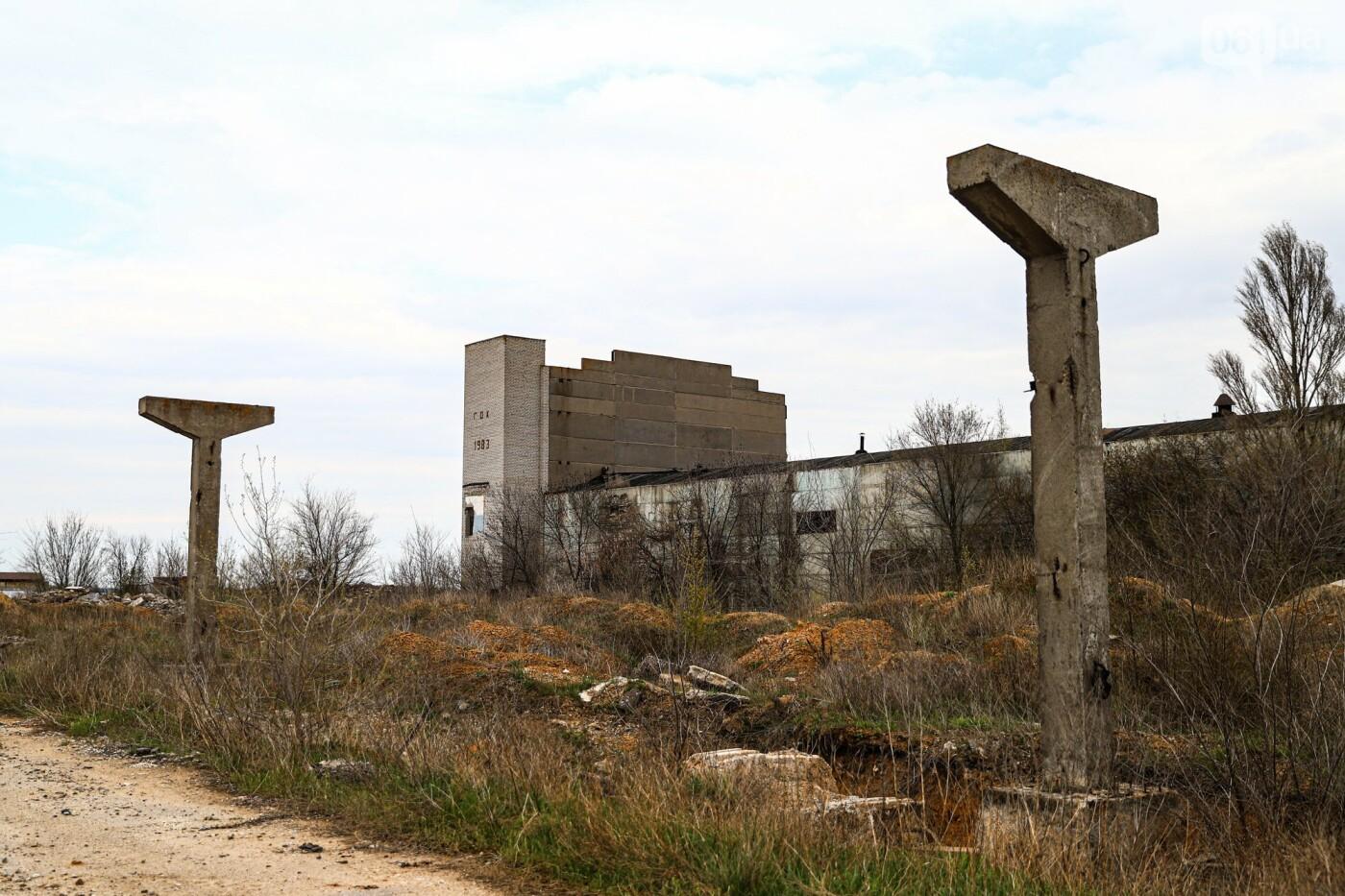 В Степногорске пытаются разобрать на металлолом шахту - промплощадка ГОКа превратилась в руины, - ФОТОРЕПОРТАЖ , фото-23