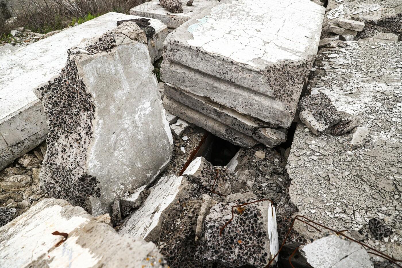 В Степногорске пытаются разобрать на металлолом шахту - промплощадка ГОКа превратилась в руины, - ФОТОРЕПОРТАЖ , фото-29