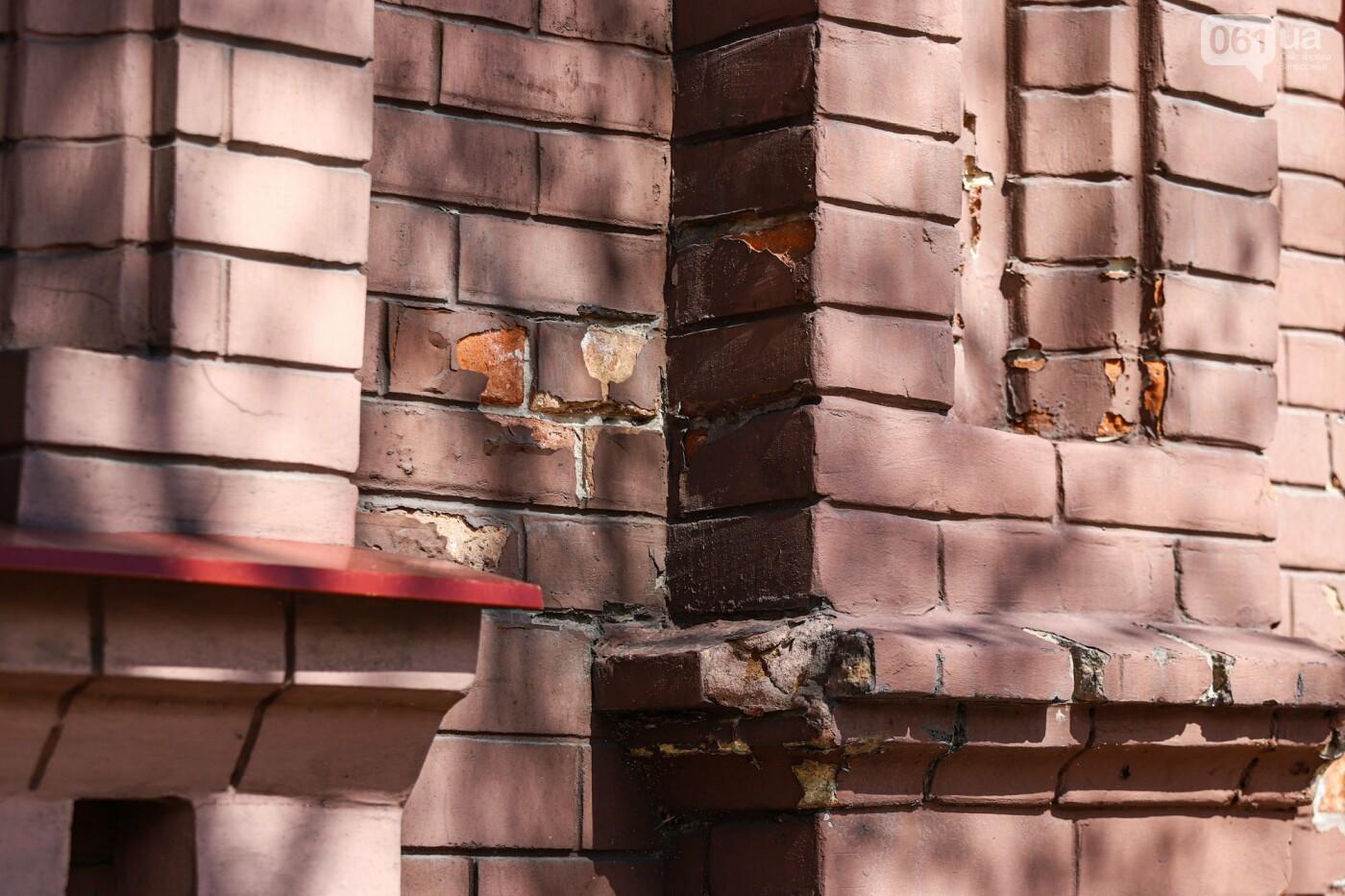 Памятники Старого Александровска: как сейчас выглядит доходный дом Регирера, - ФОТО, фото-16