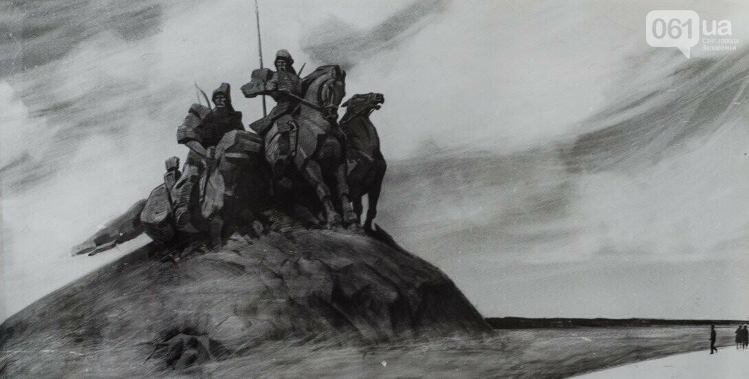 Курган на Хортице: история объекта, который ждет большое будущее, фото-4