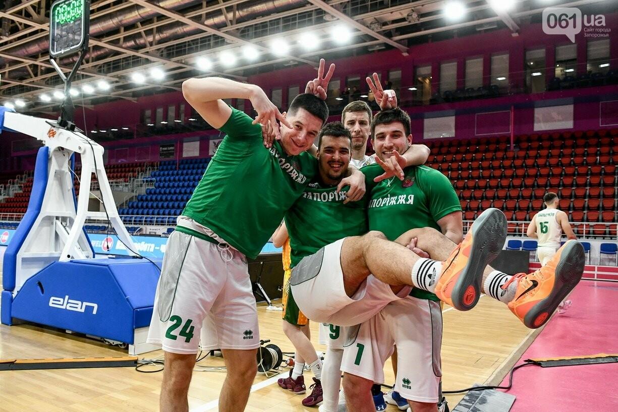 «Запорожье» выгрызает важную победу в «Киев-Баскета», фото-10