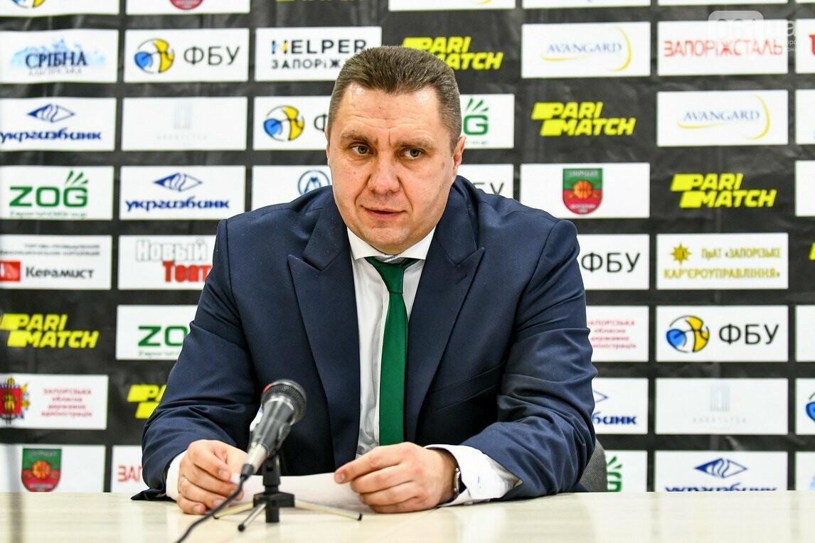 «Запорожье» выгрызает важную победу в «Киев-Баскета», фото-11