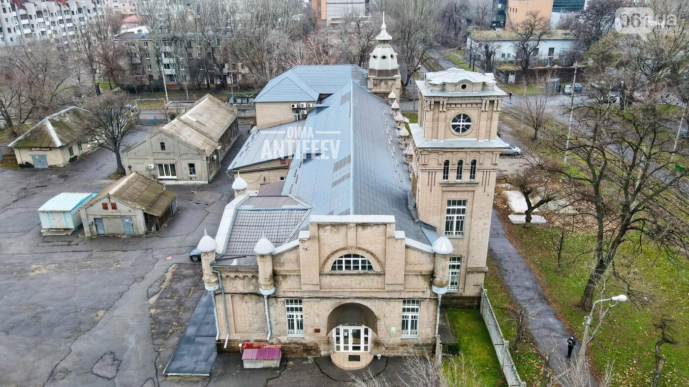 Памятники Старого Александровска: как сейчас выглядит здание первой в городе электростанции, - ФОТО, фото-32