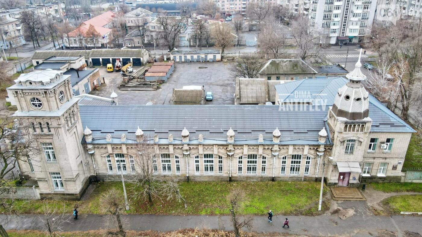 Памятники Старого Александровска: как сейчас выглядит здание первой в городе электростанции, - ФОТО, фото-29