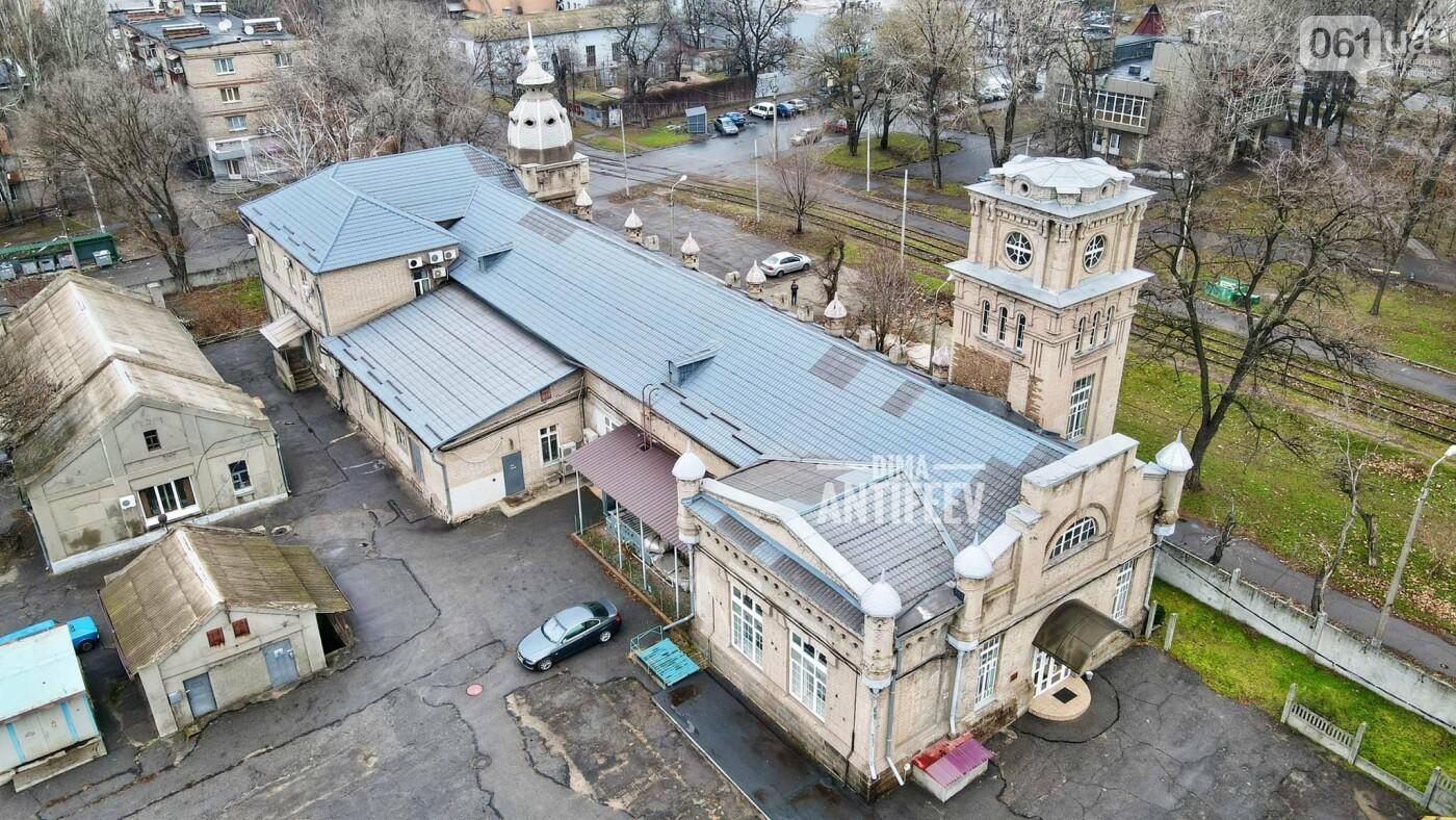 Памятники Старого Александровска: как сейчас выглядит здание первой в городе электростанции, - ФОТО, фото-33