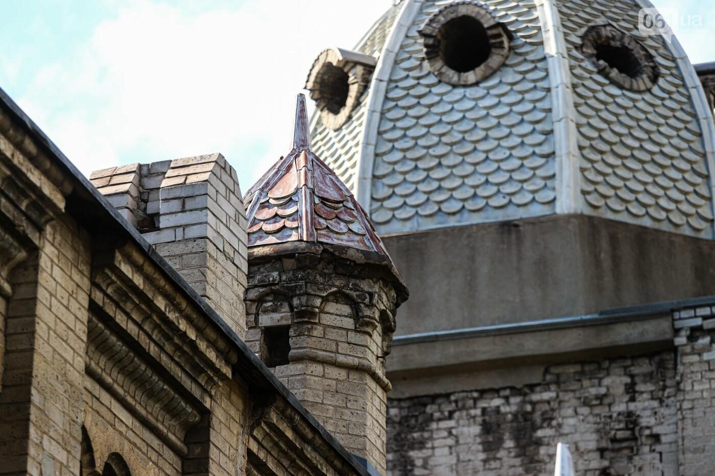 Памятники Старого Александровска: как сейчас выглядит здание первой в городе электростанции, - ФОТО, фото-18