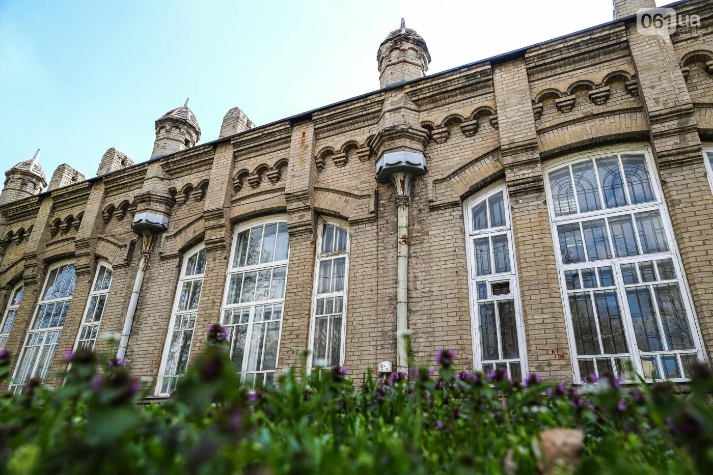 Памятники Старого Александровска: как сейчас выглядит здание первой в городе электростанции, - ФОТО, фото-9