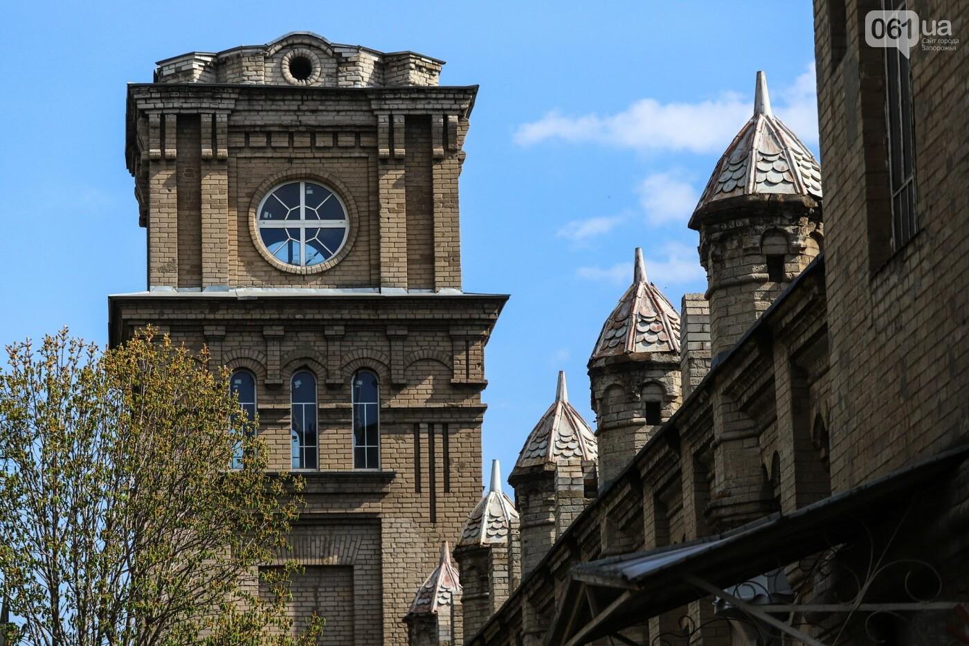 Памятники Старого Александровска: как сейчас выглядит здание первой в городе электростанции, - ФОТО, фото-6