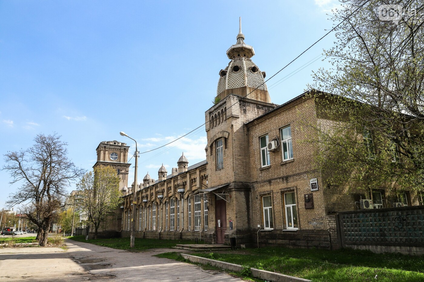 Памятники Старого Александровска: как сейчас выглядит здание первой в городе электростанции, - ФОТО, фото-4