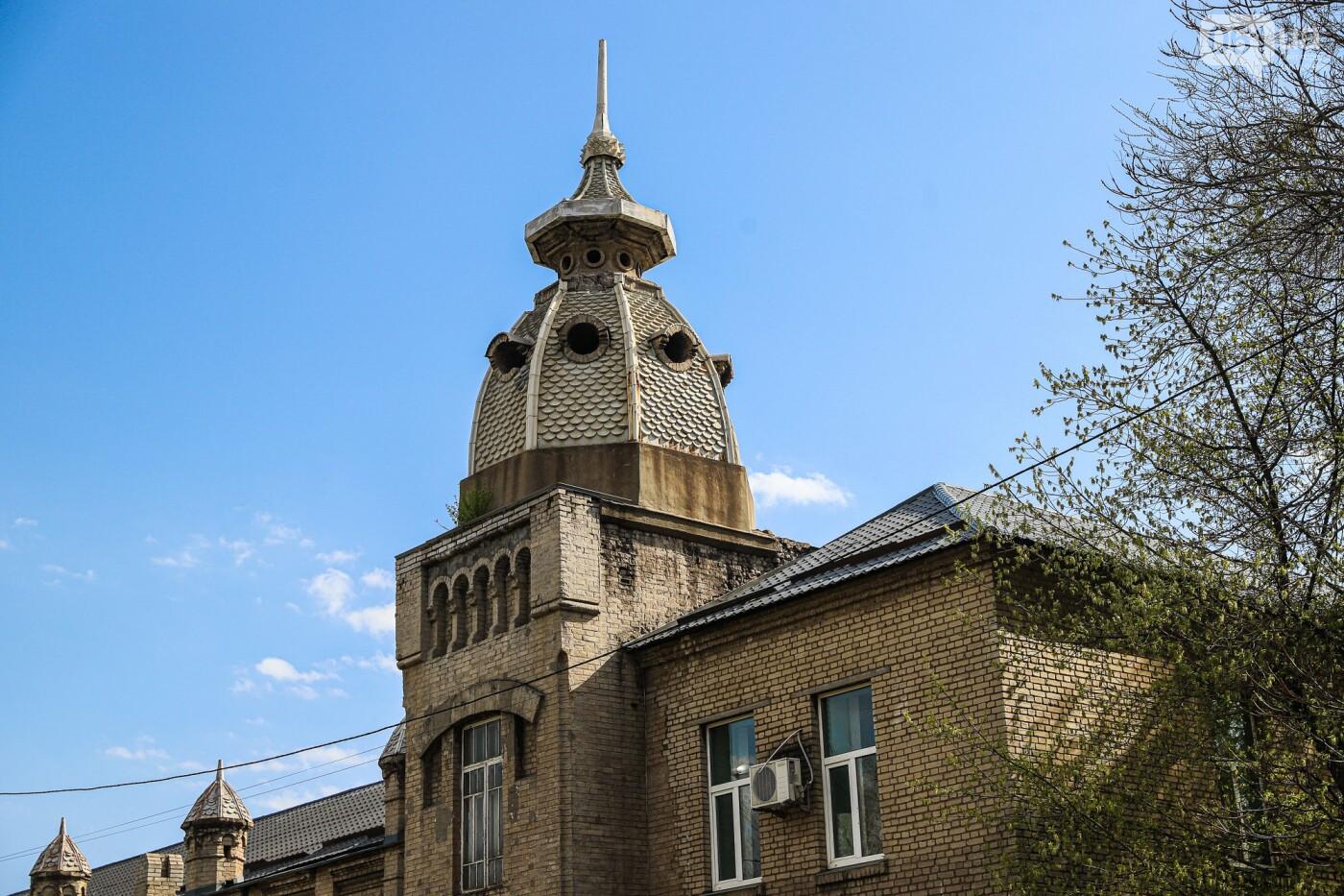 Памятники Старого Александровска: как сейчас выглядит здание первой в городе электростанции, - ФОТО, фото-5