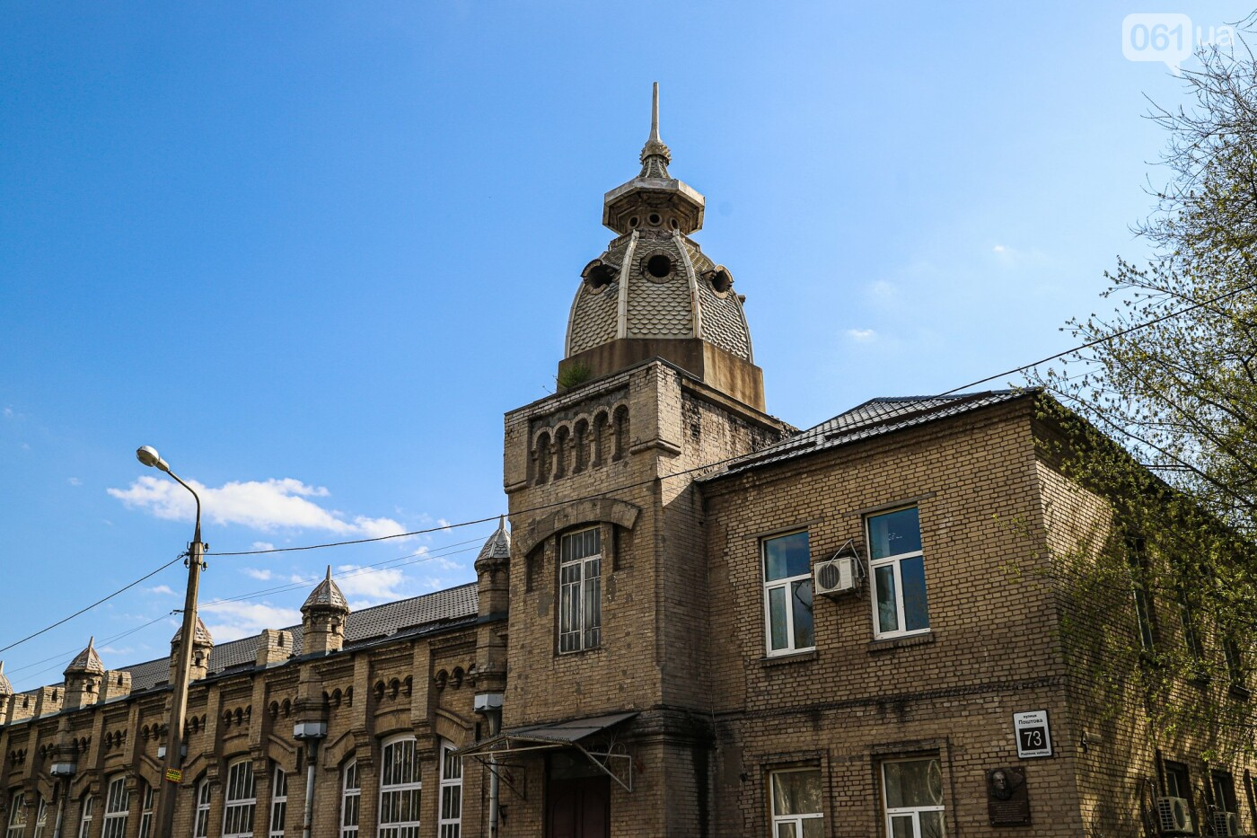 Памятники Старого Александровска: как сейчас выглядит здание первой в городе электростанции, - ФОТО, фото-14