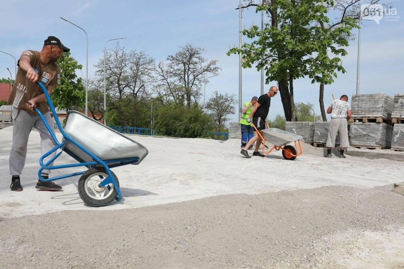 4 года и 25 миллионов гривен: в Запорожье завершается многострадальная реконструкция пляжа на Кичкасе, фото-2