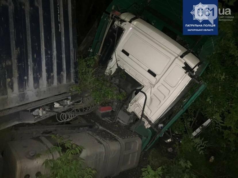 18784567539687762198671266179945855528051278n 60a79fc1c2415 - В Шевченковском районе столкнулись грузовики: в ДТП пострадали двое водителей, - ФОТО