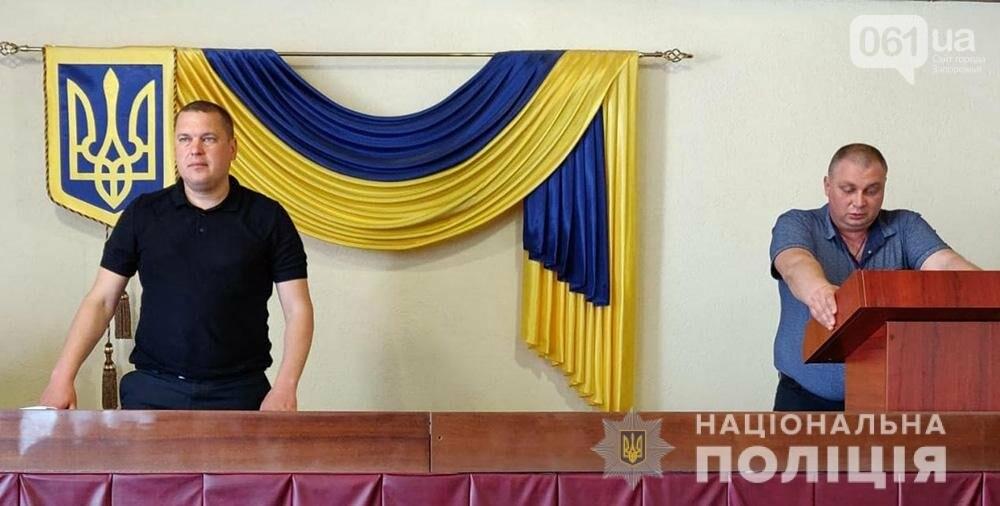 klimenko2 2 60a8fa953d96a - Мелитопольское райуправление полиции возглавил новый руководитель