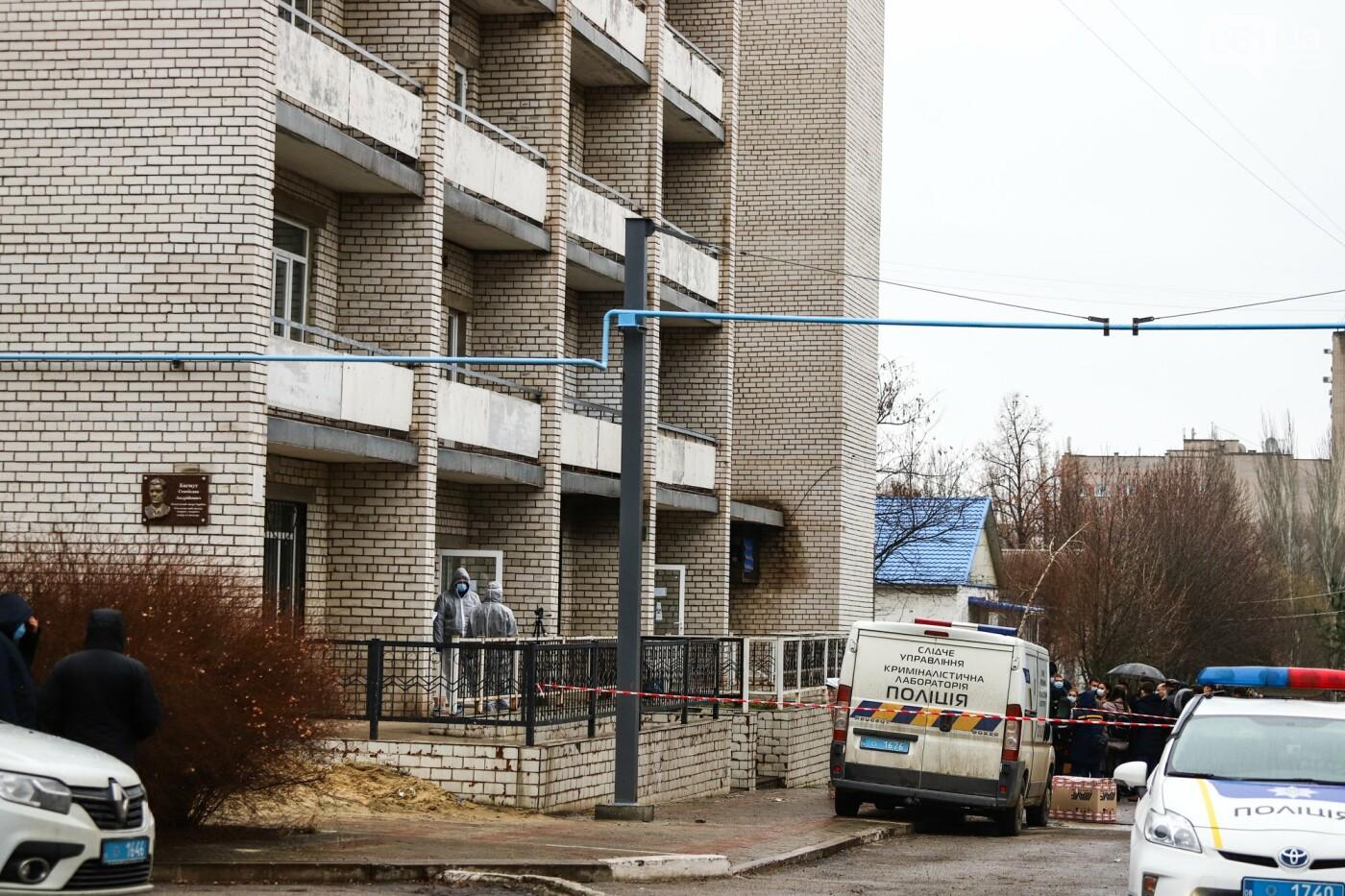 img0455 60ab95c0deafc - О запорожской докторке, которая погибла при взрыве в инфекционной больнице, сняли фильм-расследование