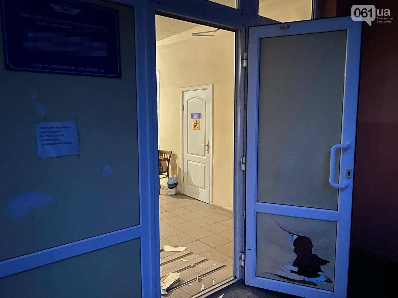 19550853028408589228404626986579109531830230n 60b9da0c28065 - В Запорожской области задержали мужчину, который разбил двери и проник в автовокзал