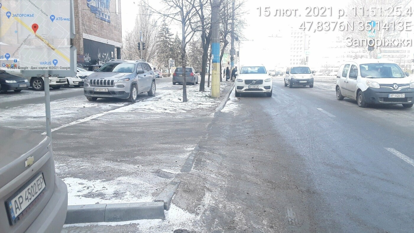 1960989513083574507473202377904999591433124n 60ba0d5e27757 - В Запорожье владелеца Volvo за год семь раз оштрафовали за нарушение парковки