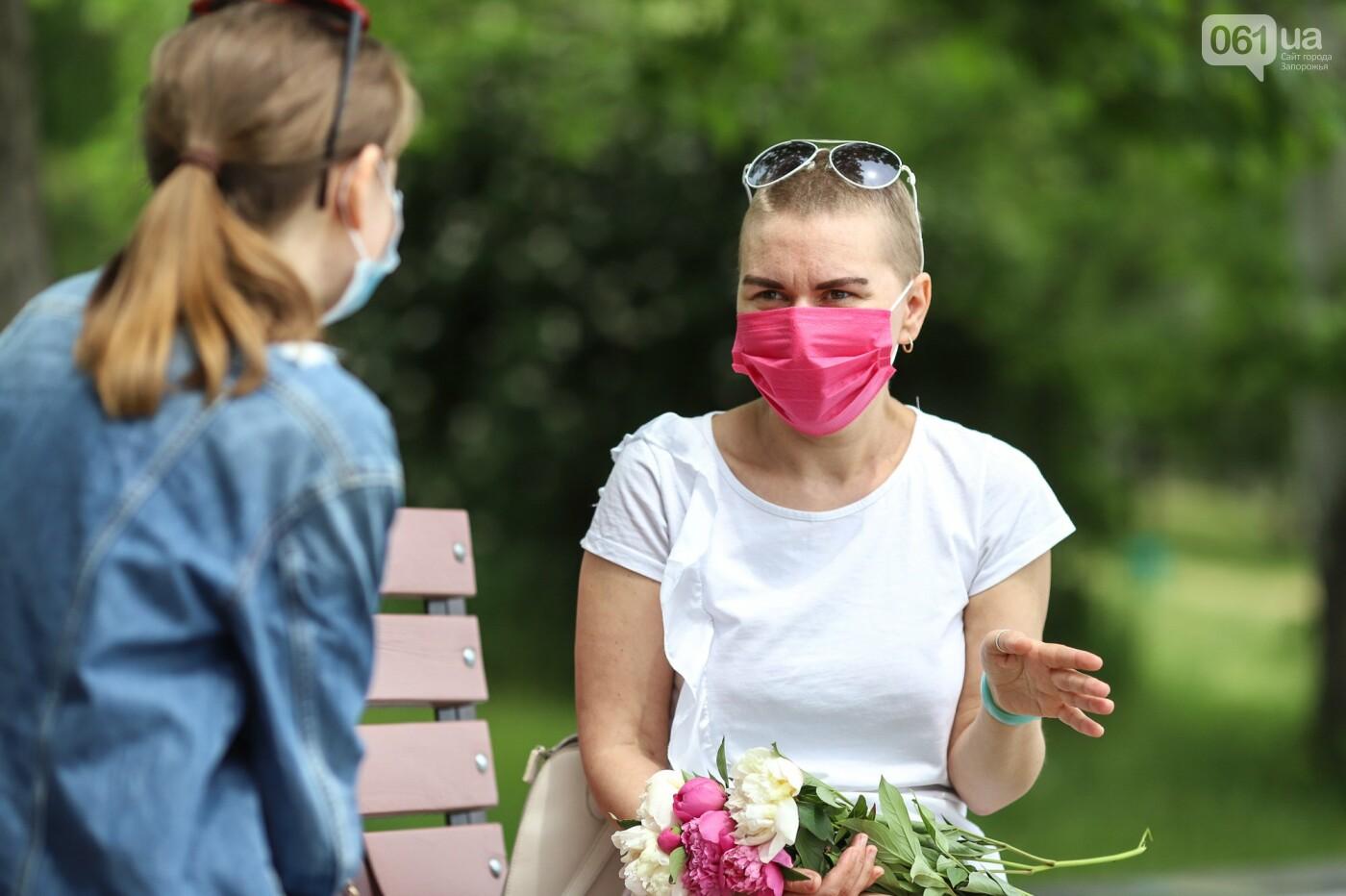 img0436 60bb4589d4e20 - «Страшно йти до лікаря і почути такий діагноз, але ще страшніше померти в 33 роки»: запоріжанка Юлія Новицька про боротьбу з раком
