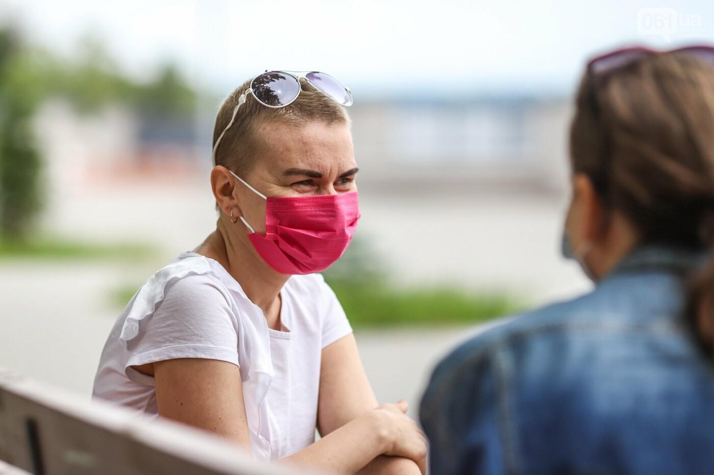 img0488 60bb45905ef69 - «Страшно йти до лікаря і почути такий діагноз, але ще страшніше померти в 33 роки»: запоріжанка Юлія Новицька про боротьбу з раком