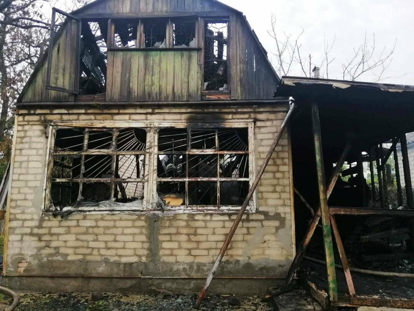 1906810011532971500592874931946172340552095n 60bca178f02ca - В Бердянске 12 спасателей тушили пожар на территории садового товарищества
