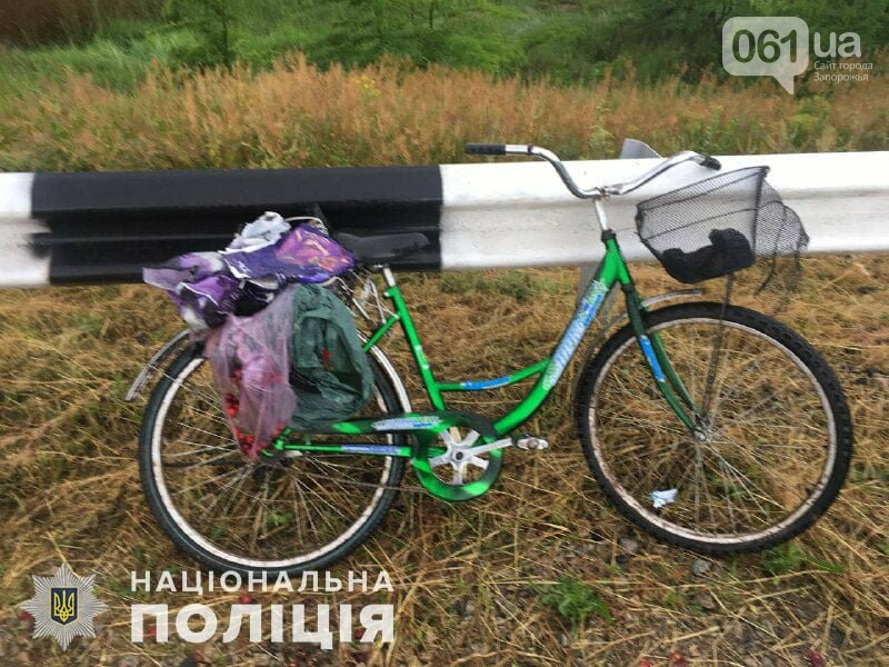 198819013316503789961621612791282721134871n 60c1edb8c189e - В Запорожской области грузовик сбил велосипедистку, - ФОТО