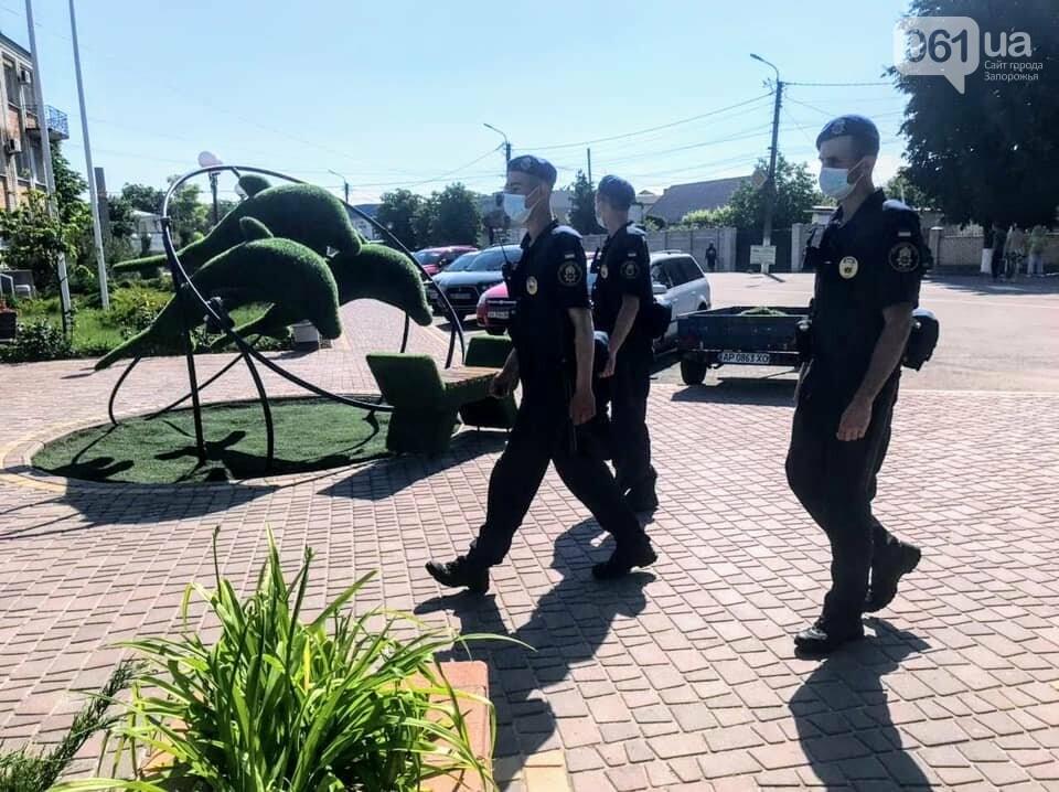 19845647814355488301327067019302985619434005n 60c305f8d9bcb - Правоохранители перешли на усиленный режим службы в запорожских курортах