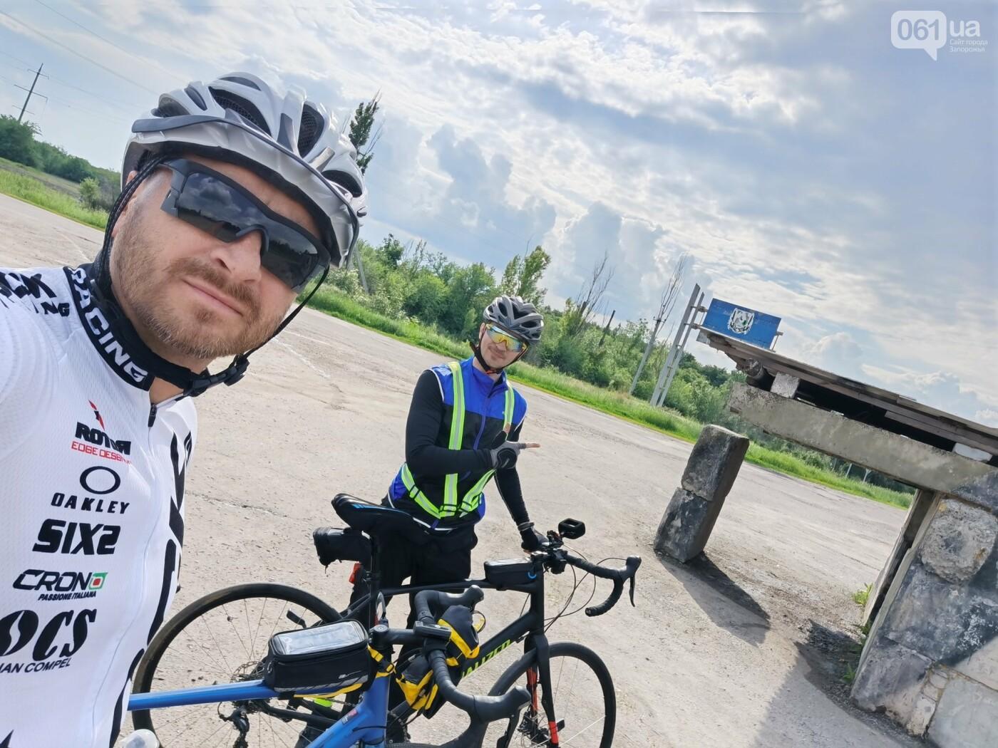 Фронтмен группы СКАЙ проедет на велосипеде через всю Украину - когда он будет в Запорожье , фото-4