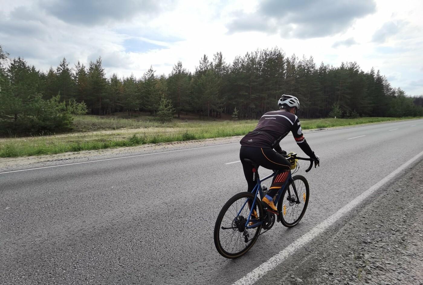 Фронтмен группы СКАЙ проедет на велосипеде через всю Украину - когда он будет в Запорожье , фото-5