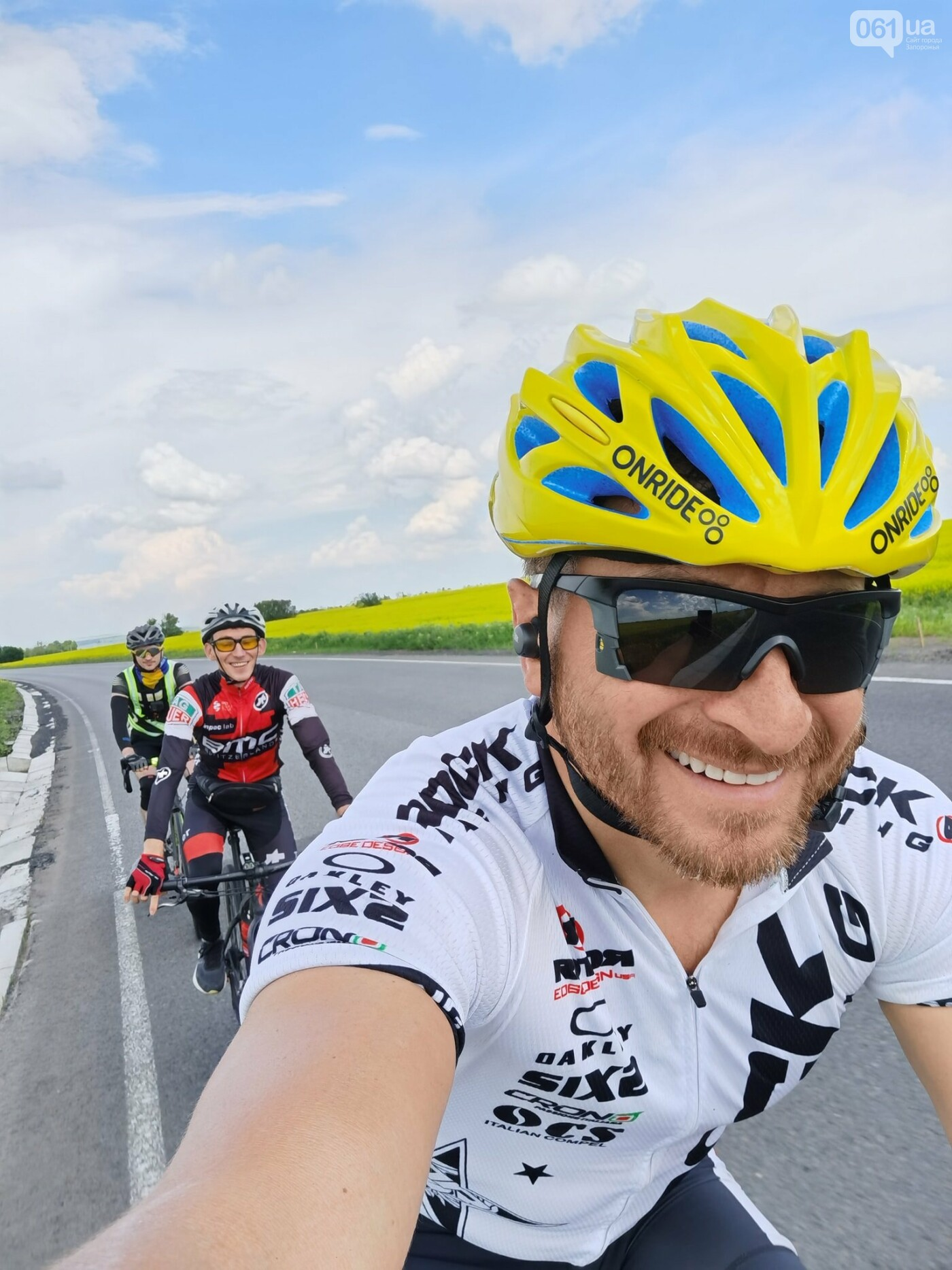 Фронтмен группы СКАЙ проедет на велосипеде через всю Украину - когда он будет в Запорожье , фото-6