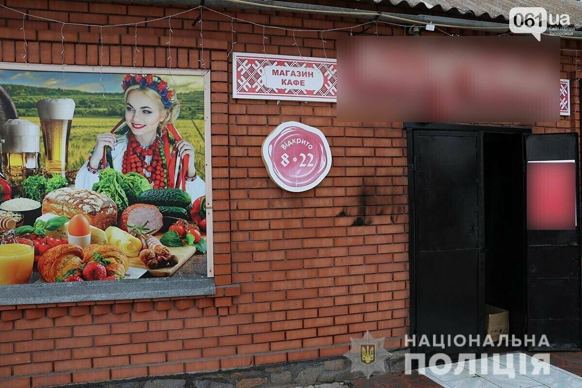 img288660633012d767c 60d5ba145da1a - Обвиняемого в поджоге дома, магазина и попытке убийства двух человек в Запорожской области признали неподсудным