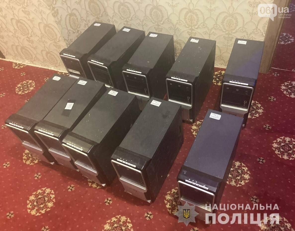 igor1 60e6ababc79aa - В Запорожье подпольное игровое заведение в третий раз возобновляет свою работу после визита полиции