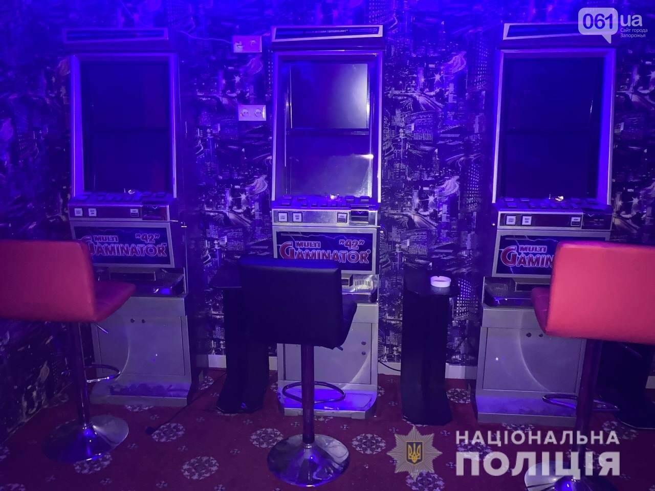 igor2 60e6abac7abae - В Запорожье подпольное игровое заведение в третий раз возобновляет свою работу после визита полиции