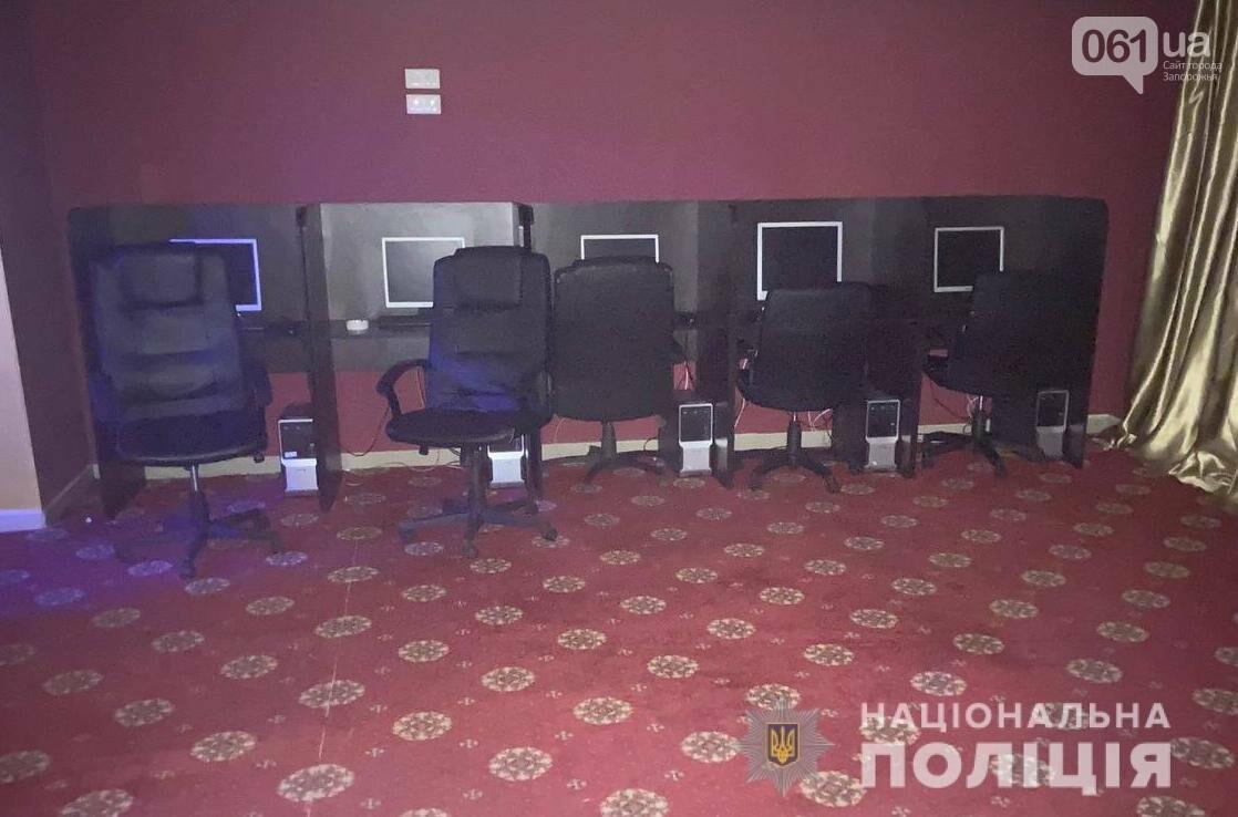 igor3 60e6abad36900 - В Запорожье подпольное игровое заведение в третий раз возобновляет свою работу после визита полиции