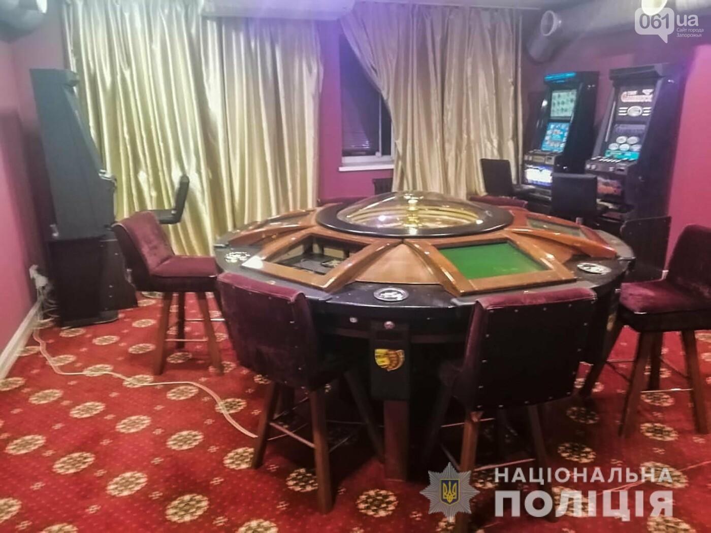vozn1 60e6abadde0e7 - В Запорожье подпольное игровое заведение в третий раз возобновляет свою работу после визита полиции